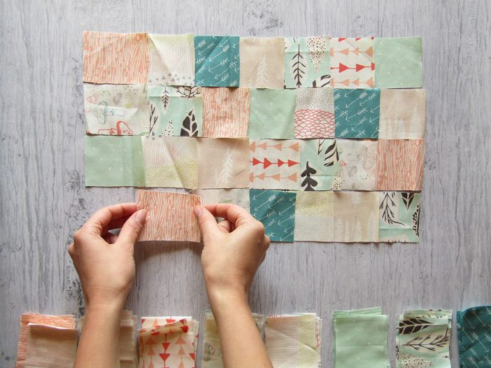 Patchwork paso a paso