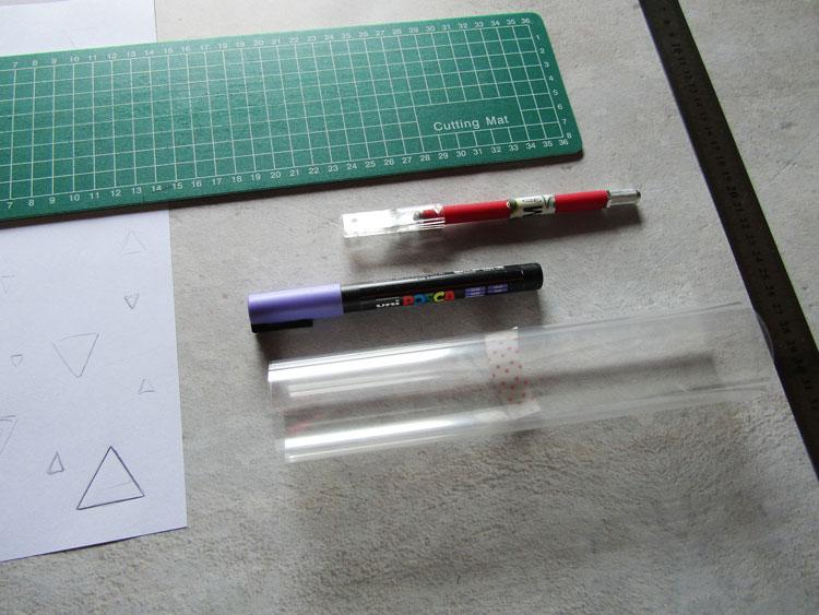 Elementos para crear stencil