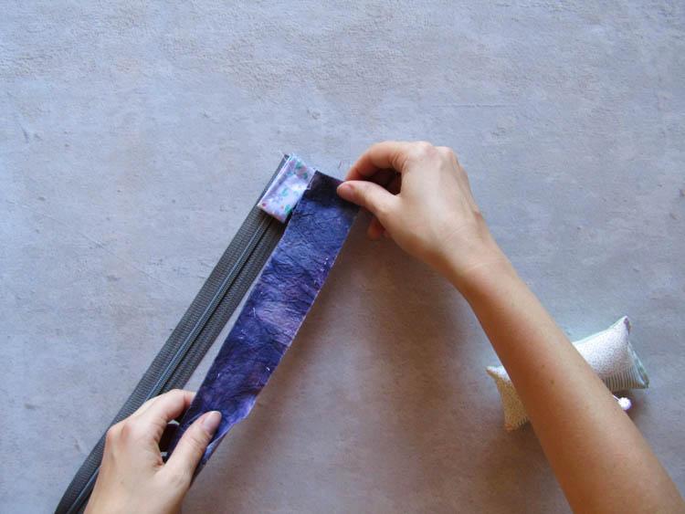 Funda para notebook paso 3