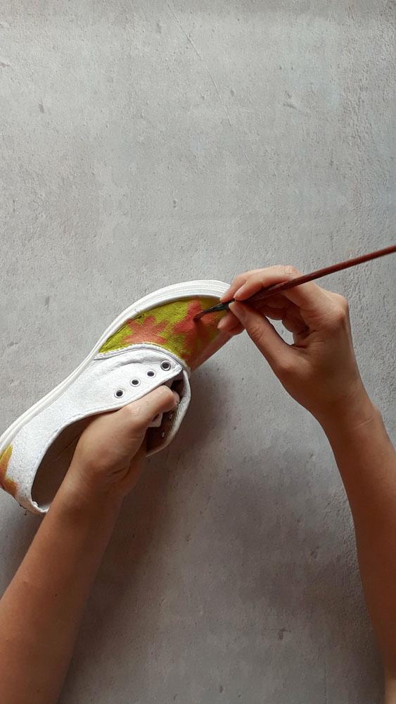 Personalizar zapatillas paso 3