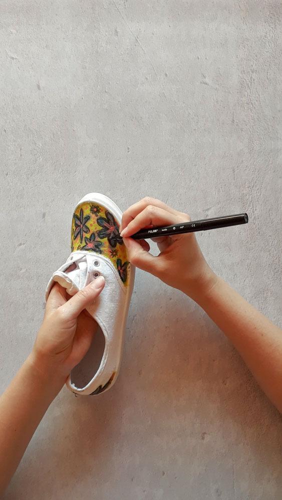 Personalizar zapatillas paso 4