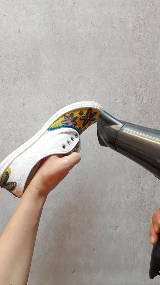 Personalizar zapatillas paso 5