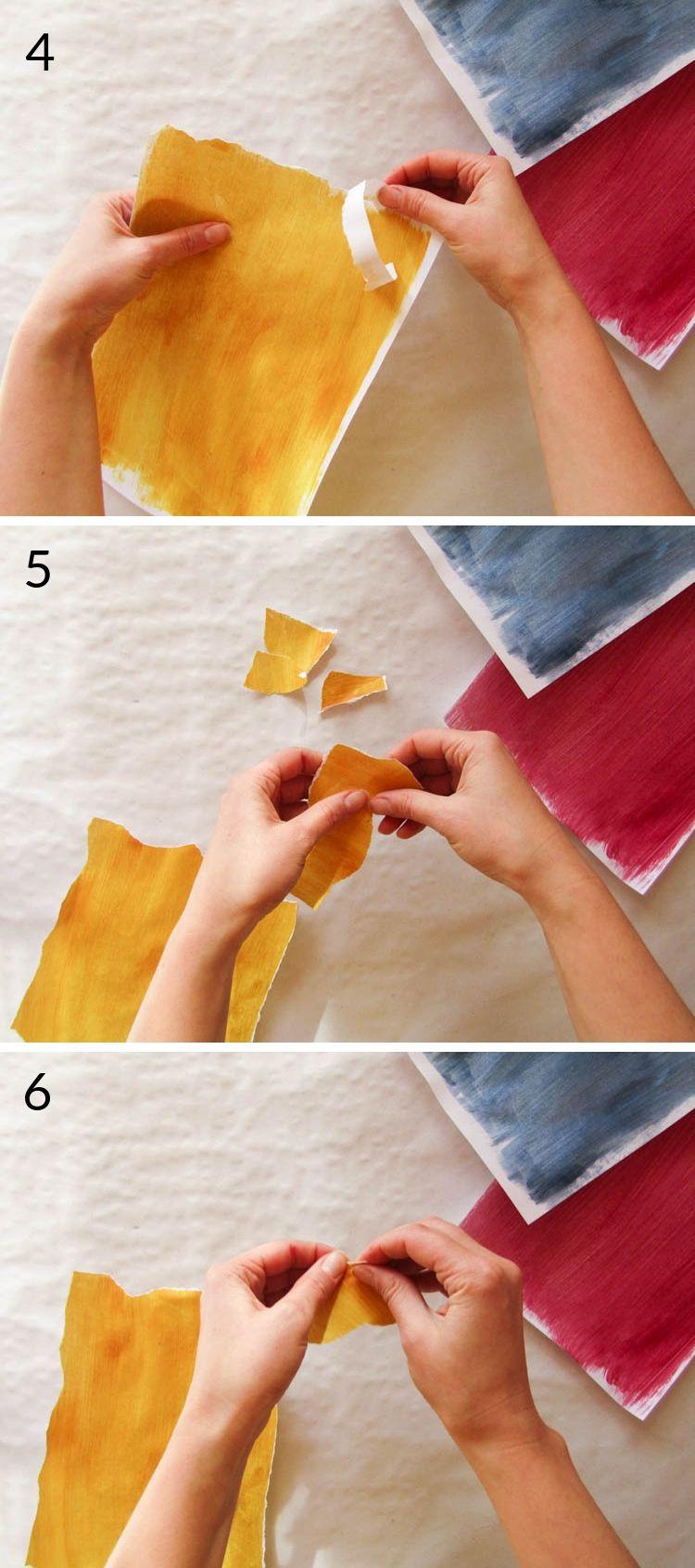 Pasos 4, 5 y 6 estampar con sublimación