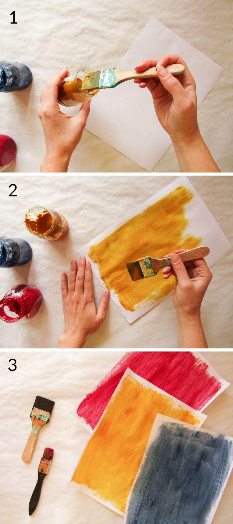 Pasos 1, 2 y 3 estampar con sublimación