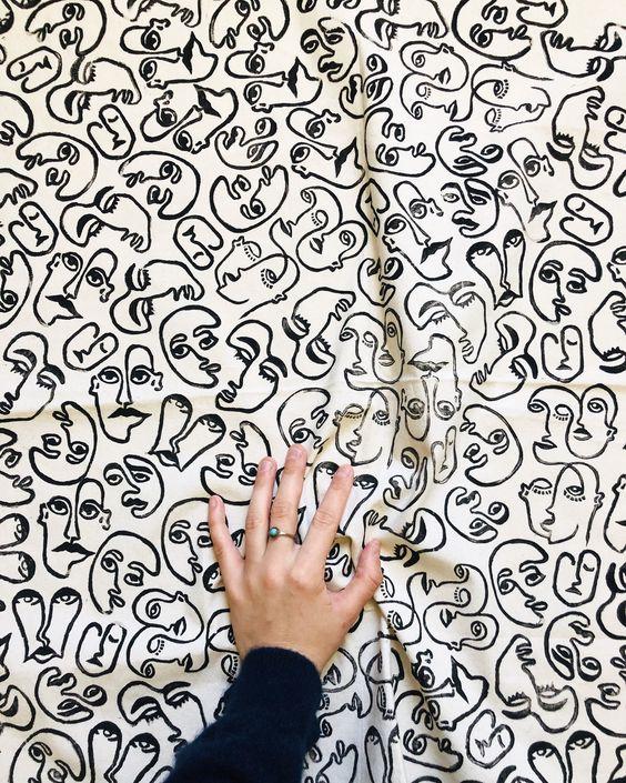 Inspiración arte lineal