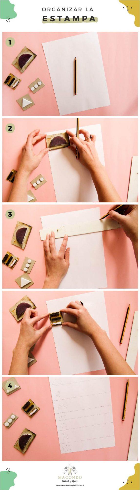 Cómo diseñar estampa (sellos)