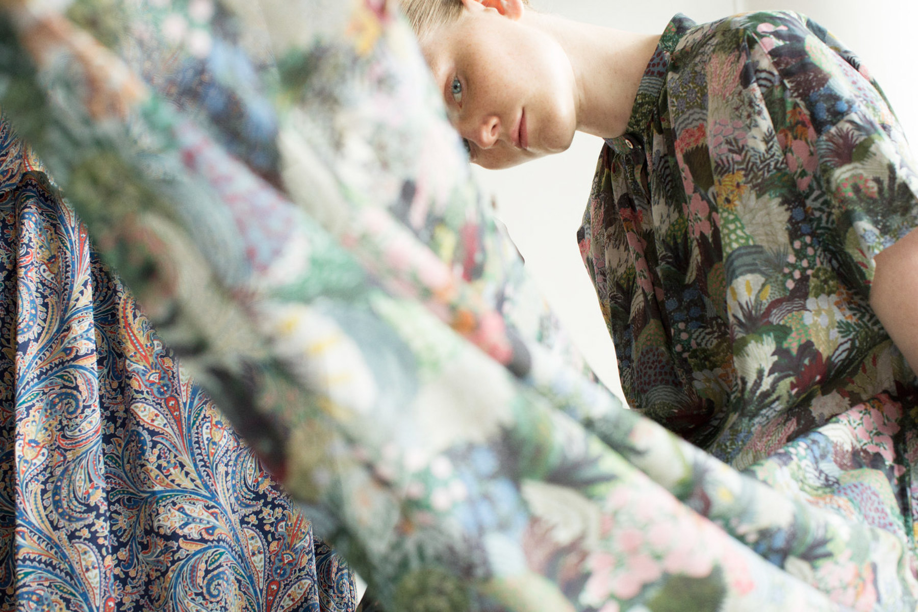 Textil diseñado por Boccaccini Meadows http://www.boccaccinimeadows.com/