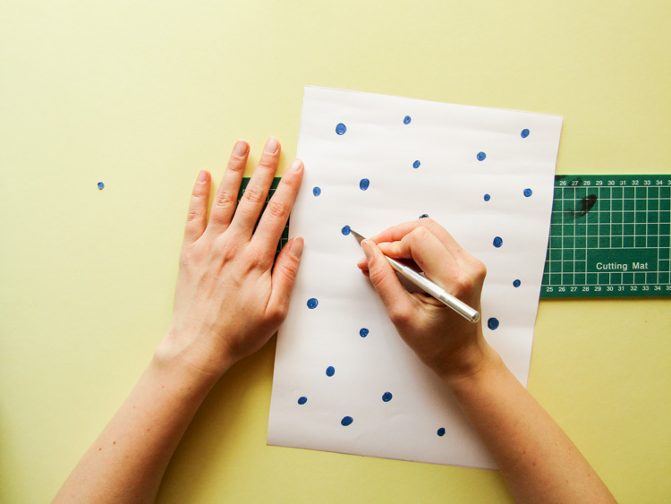 Elementos y materiales para estampar con serigrafía - Mat de corte y cutter