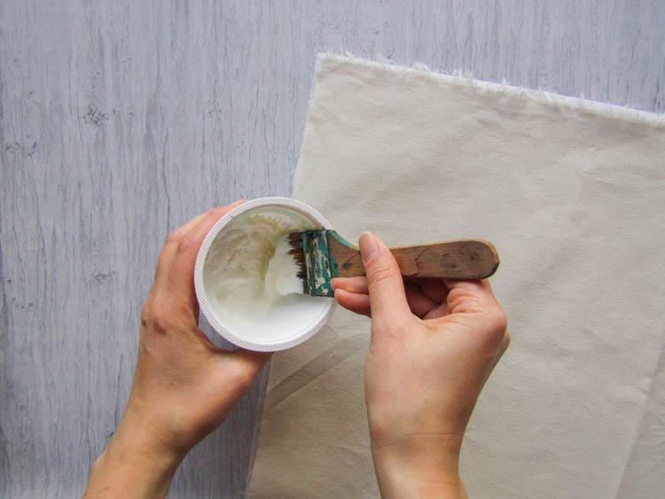 Como aplicar foil - paso 1