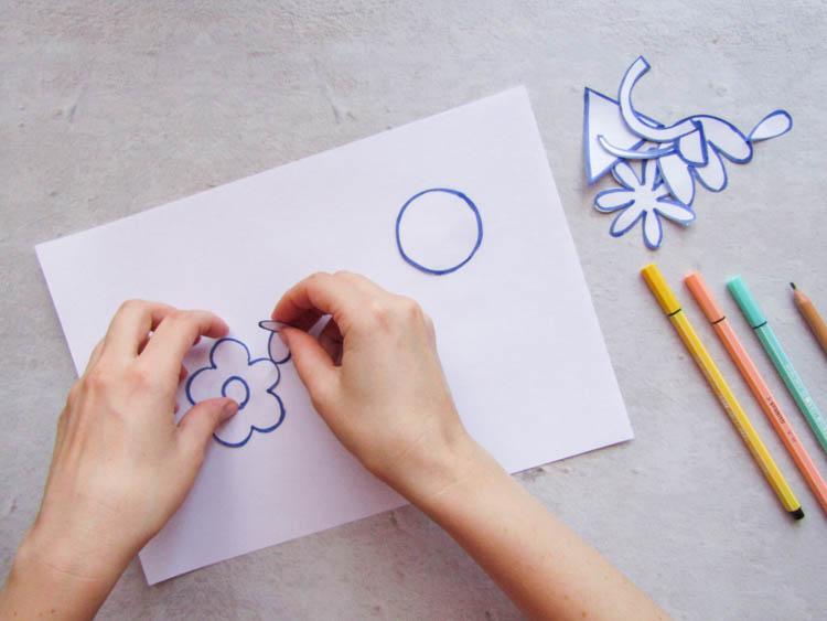 Cómo crear una estampa - Paso 4