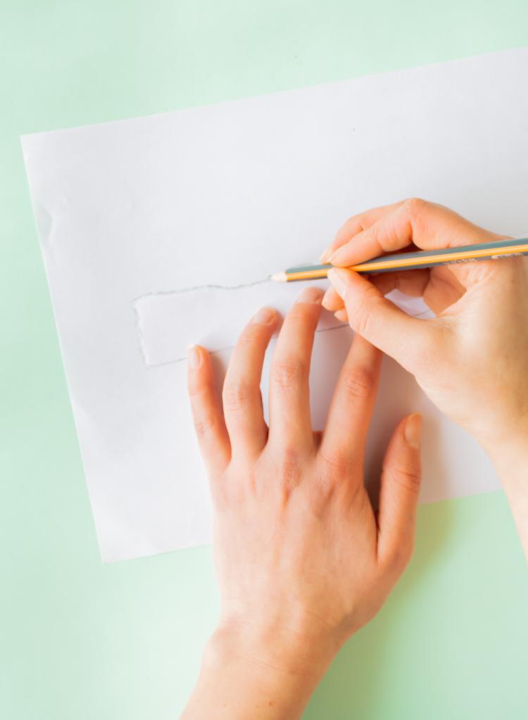 Cómo diseñar una estampa única - Paso 3
