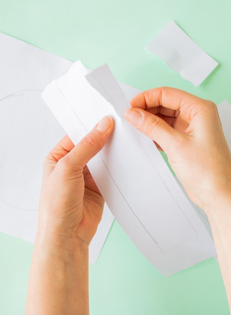 Cómo diseñar una estampa única - Paso 2