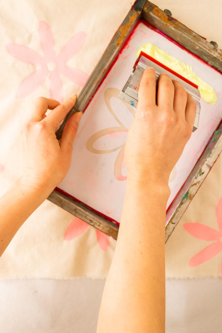 Serigrafía casera para principiantes