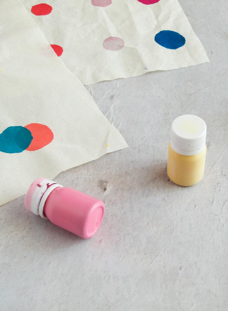 Tintas para serigrafía textil