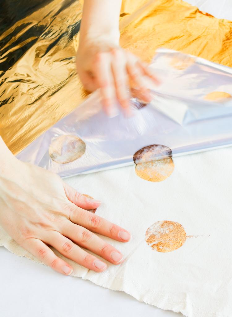 Cómo aplicar foil - Taller online
